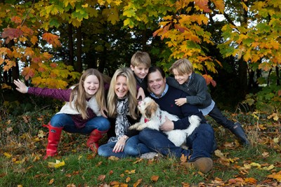 Family photography shoot Henley on Thames
