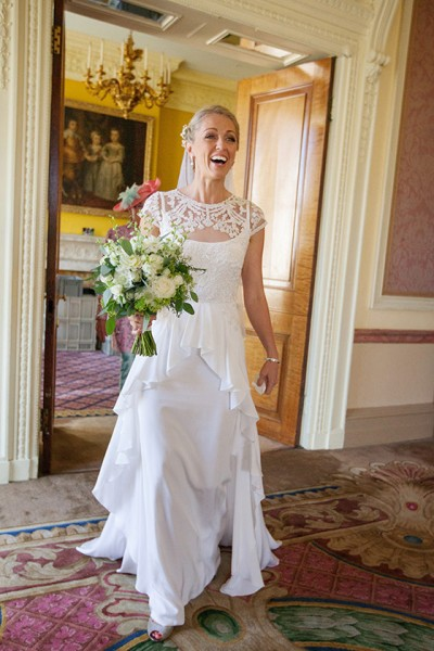 Documentary wedding photography Stowe Park Bucks