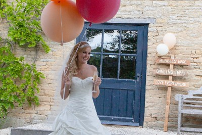 Cotswold Wedding Merriscourt Barn
