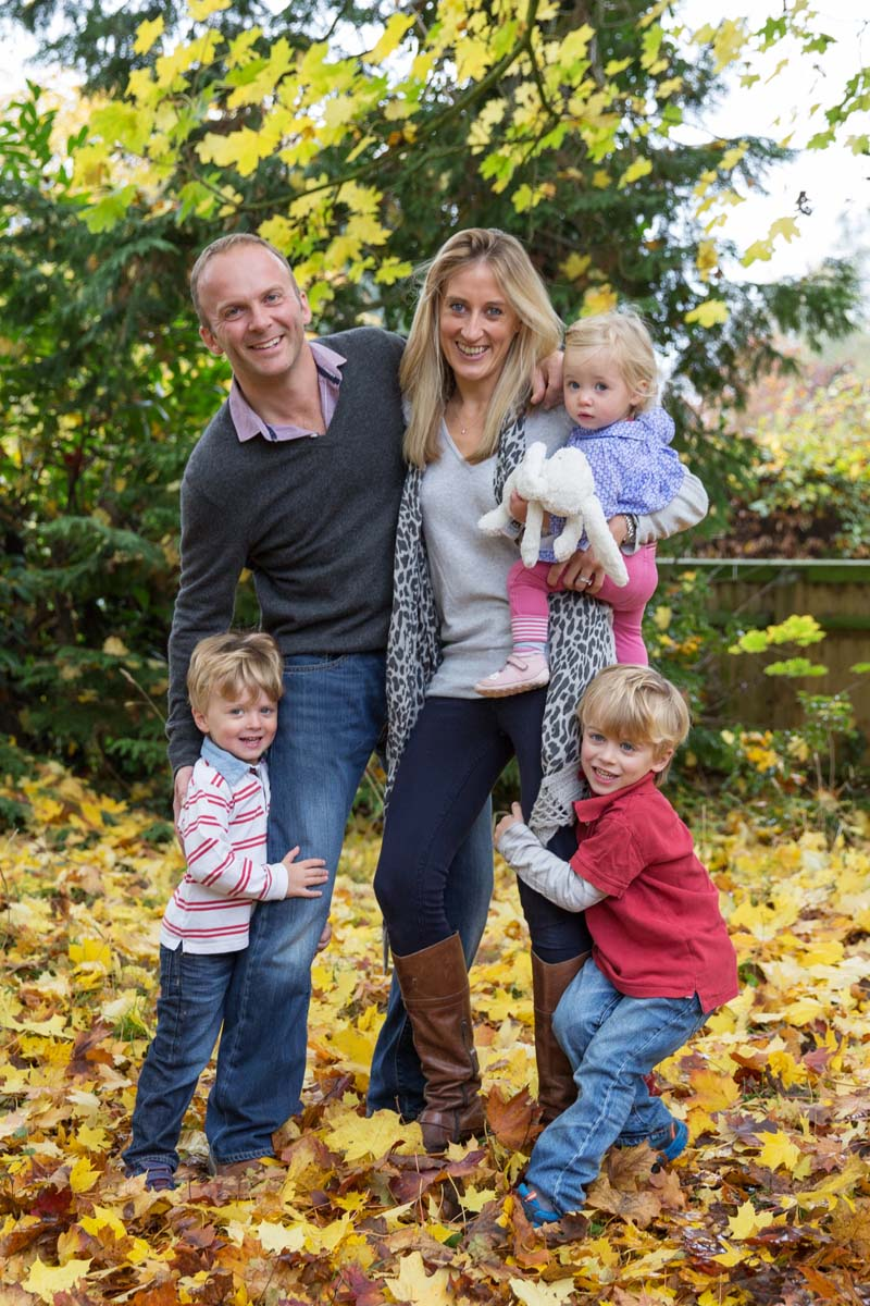 Natural Outdoor Family Photographer Henley Oxfordshire