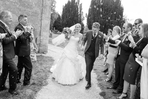 Natural wedding photography Oxfordshire