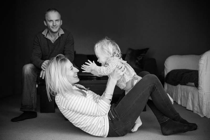 Natural Family Lifestyle photography Oxfordshire