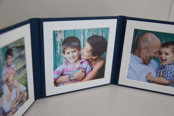 High Quality Photo Frames for family photographs from Mary Smith Berkshire