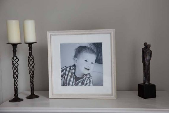 Luxury Photo Frames for Family Photographs by Mary Smith Buckinghamshire