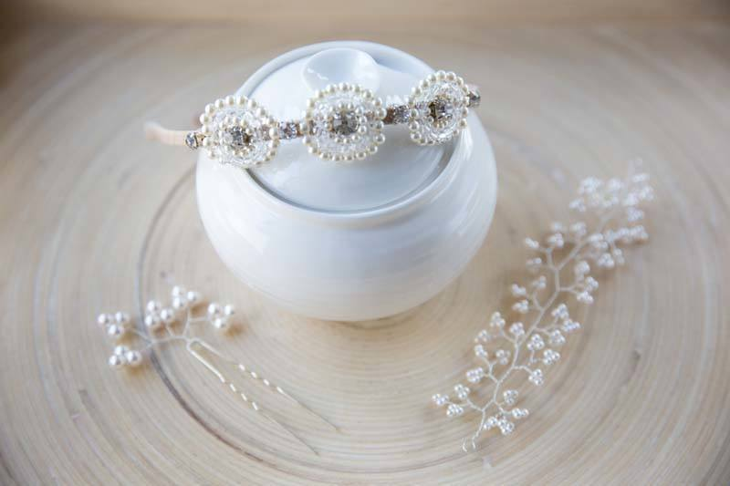 Hand-made jewellery photography in Oxfordshire