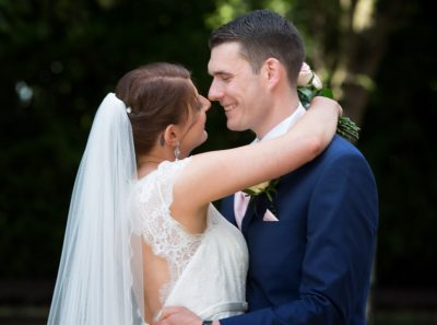 Romantic wedding photography at Steventon House Oxfordshire
