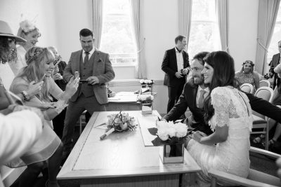 Documentary wedding photographer Buckinghamshire