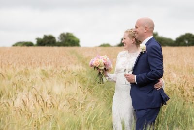 cotswold wedding at merriscourt barn, oxfordshire