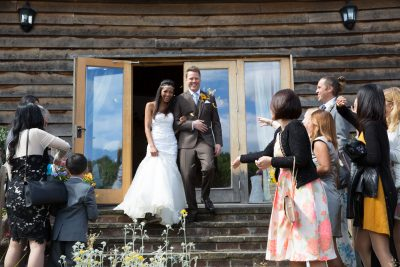 Crown Inn Pishill wedding