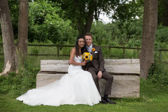 Natural wedding photography at Crown Inn Pishill Oxfordshire
