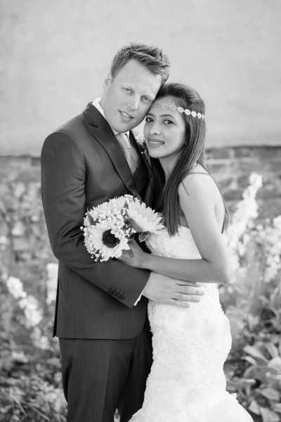 Natural wedding photography at barn wedding, Crown Inn Pishill Oxfordshire