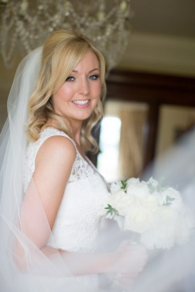 Bridal Portrait Danesfield House Buckinghamshire