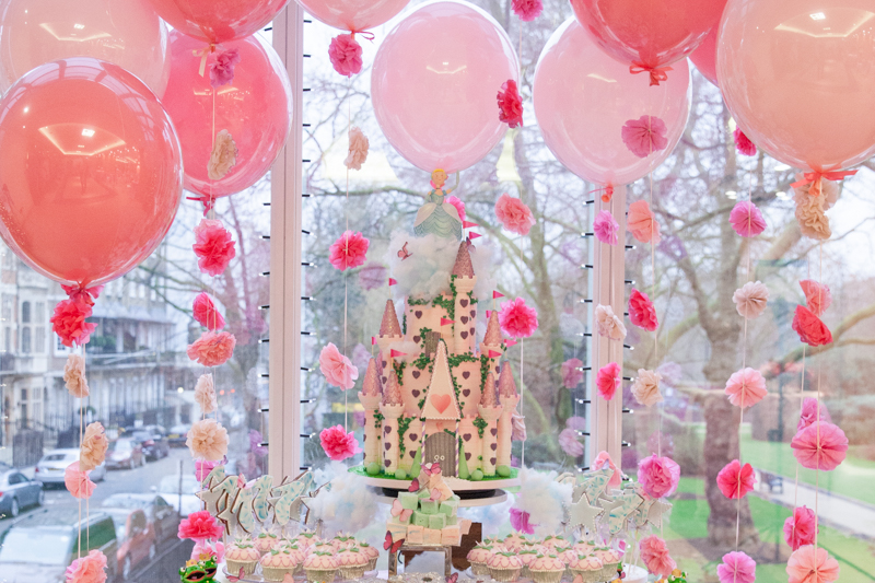 birthday party photography in London