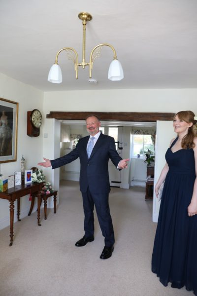 Documentary wedding photgrapher Henley Oxfordshire