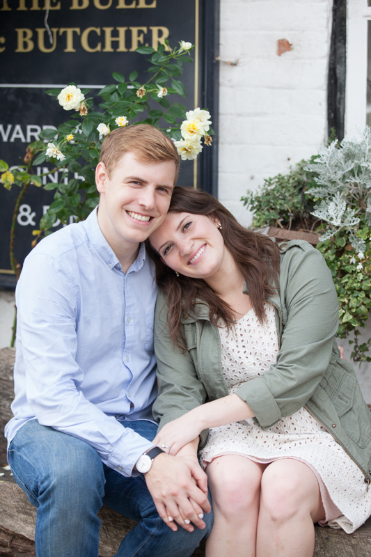 Pre wedding shoot at Turville