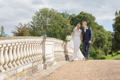 Documentary photography shot on the bridge at Stoke Park