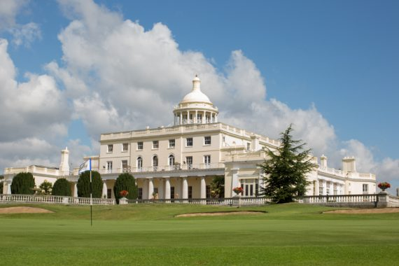 View of Stoke Park Club