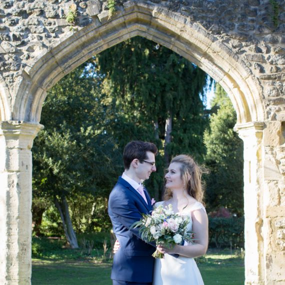 Wedding at Crown and Thistle Abingdon