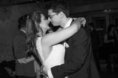 Couple at Crown and Thistle wedding Abingdon