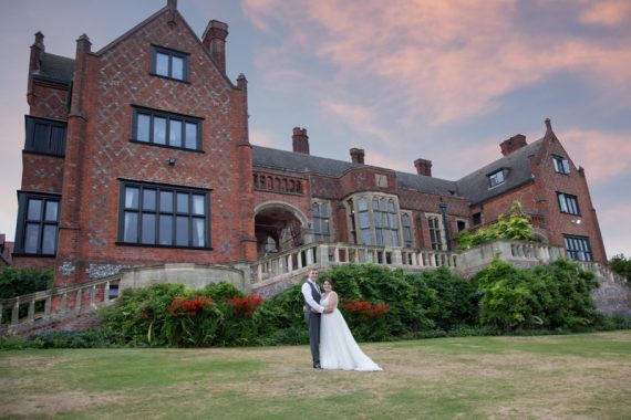 Wedding Photography at Shiplake College in Berkshire