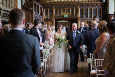 Shiplake College Wedding