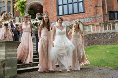 Shiplake College Wedding in Berkshire