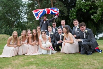 Wedding at Shiplake College