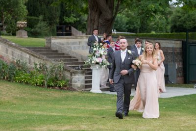 Wedding at Shiplake College near Henley