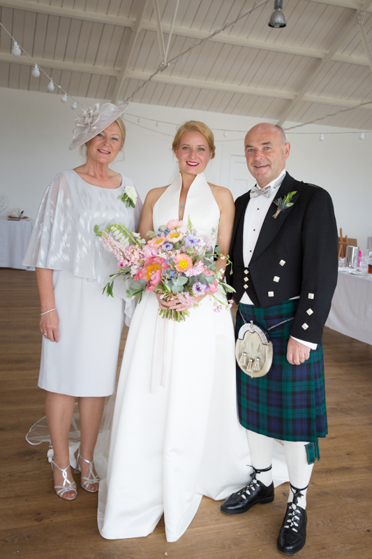 Wedding at Crear in Argyll