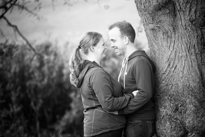 Couple at Christ Church Meadow Oxford