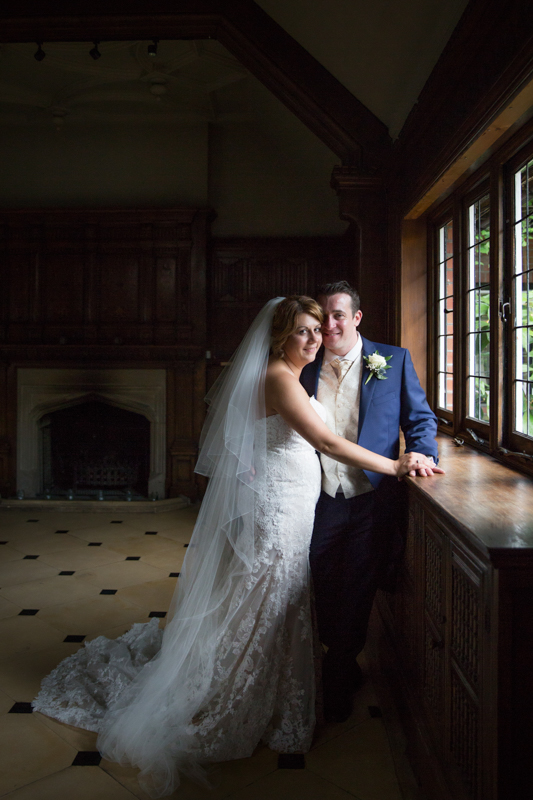 Wedding at the Olde Bell Hurley in Berkshire