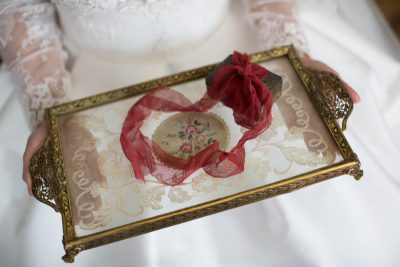 Wedding styled shot at Weston Manor House Hotel