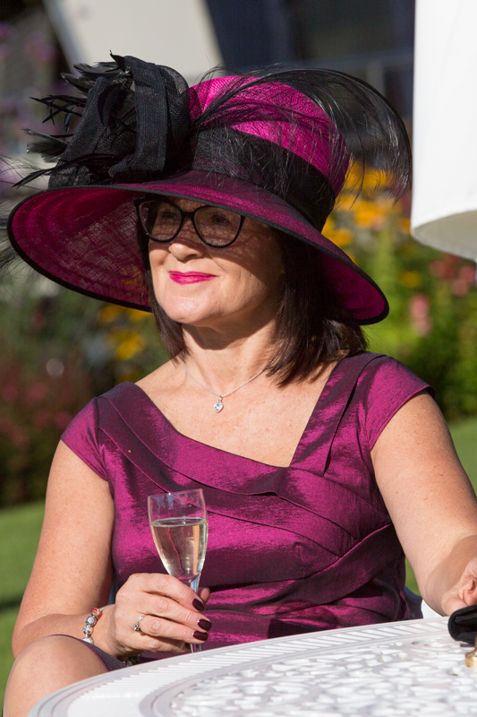 Mother of the Bride in Marlow wedding