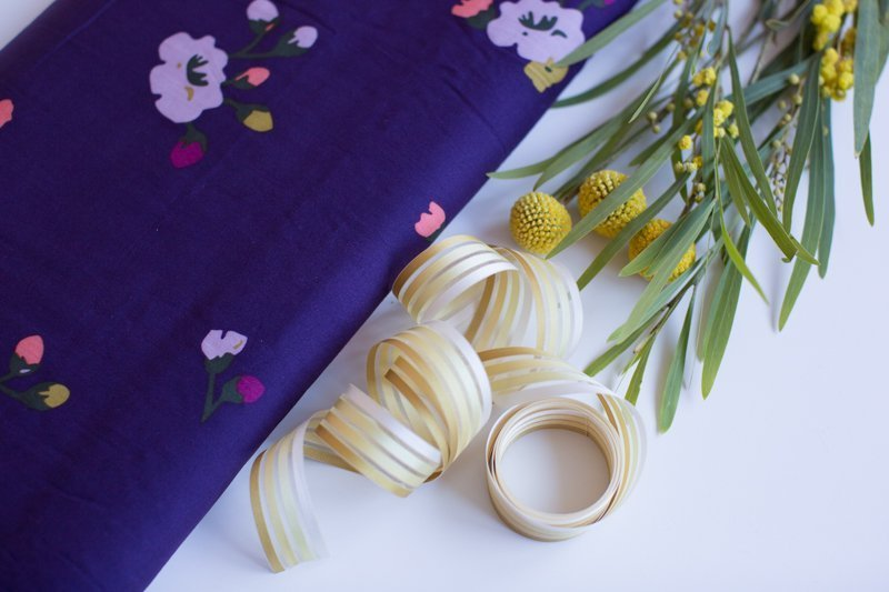 Product Photo Shoot with fabric company
